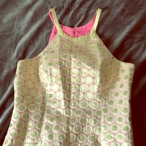 Lily Pulitzer  dress size 10 worn once like new